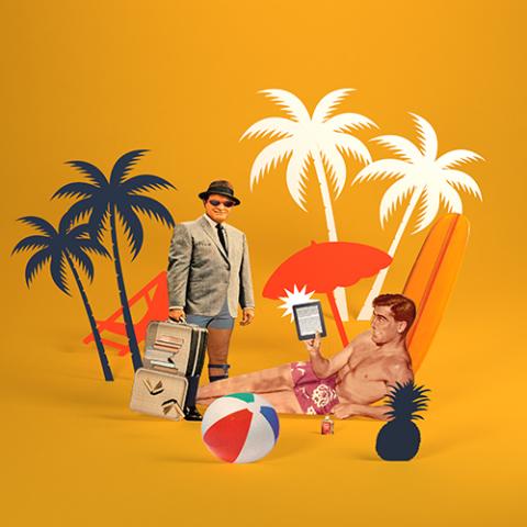E-boeken vakantie